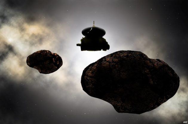 NASA is letting you name an object in the Kuiper Belt