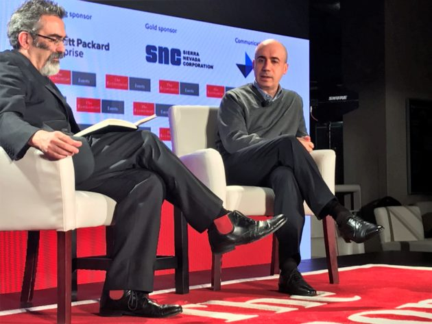 Yuri Milner discusses search for alien life (and his Russian