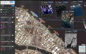 BlackSky imagery platform