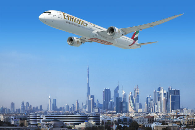 Emirates airline places 15b order for boeing 787 dreamliners emirates airline says it is ordering 40 boeing 787 10 dreamliners emirates airline photo sciox Images
