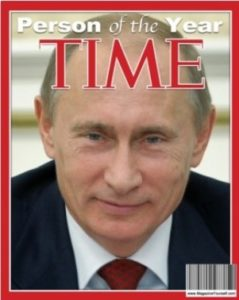 Putin as Person of the Year
