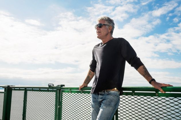 Anthony Bourdain in Seattle: 'Parts Unknown' episode spotlights how tech is changing the city