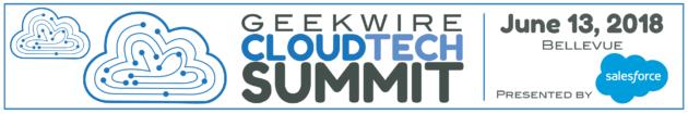 GeekWire Cloud Tech Summit