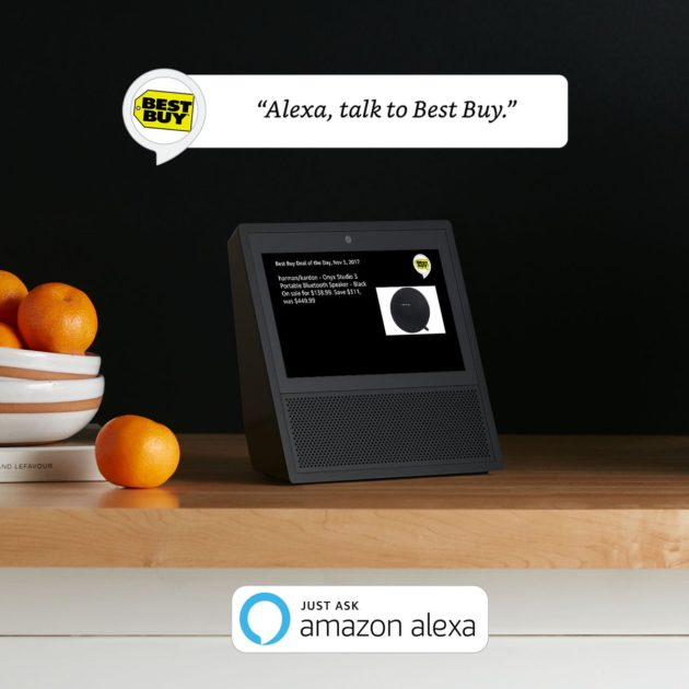 Buy: Amazon's Alexa Now Lets Users Shop Through Best Buy As