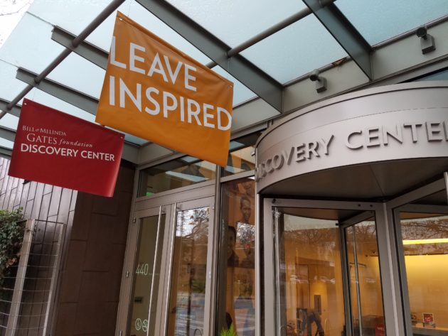 Gates Foundation Directs Funding Toward >> Gates Foundation S Seattle Exhibit Center Gets Refreshed With A New