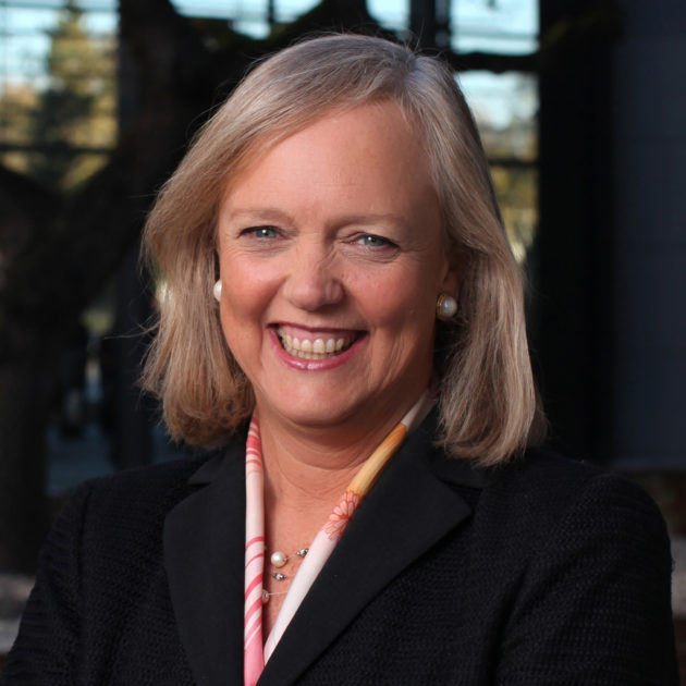 Meg Whitman to step down as chief executive of HPE