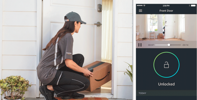 Give Amazon a Key to your home? Poll finds majority of Americans uncomfortable with idea
