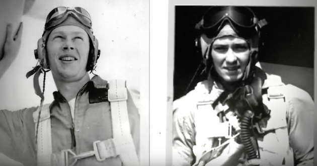 WWII pilots