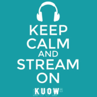 KUOW streaming