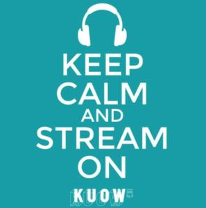 KUOW streaming