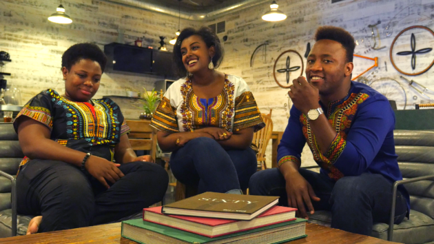Adisa aims to connect online shoppers with artisans in Africa – GeekWire - Team Photo1 630x354 - Adisa aims to connect online shoppers with artisans in Africa – GeekWire