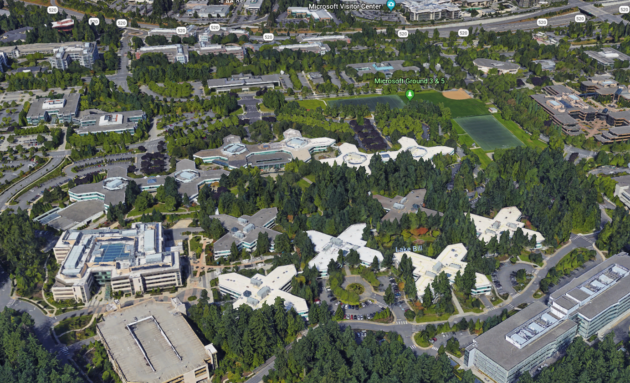 Microsoft announces ambitious move to rebuild 500 acres Seattle HQ