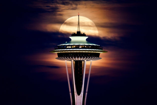 Tim Durkan Space Needle