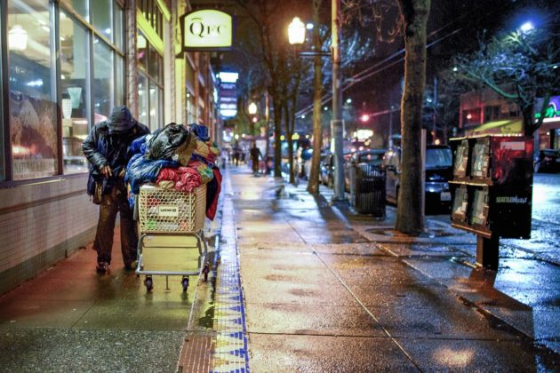 Tim Durkan Seattle homeless