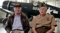 WWII Navy pilots