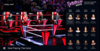 NBC Comcast The Voice