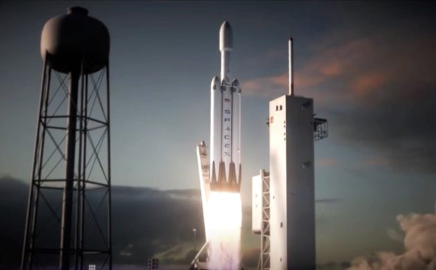 falcon heavy mars - photo #11
