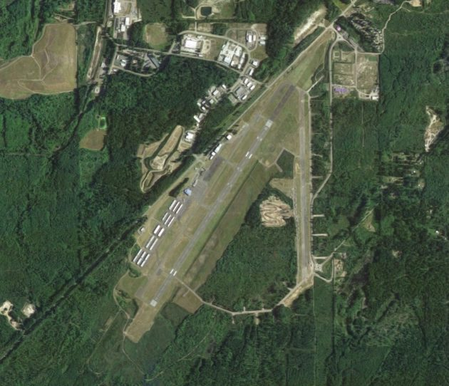 Bremerton National Airport