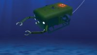 Underwater vehicle