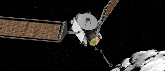 CAESAR comet probe