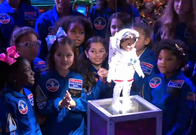 Space and Rocket Center, American Girl partner for Space Camp doll