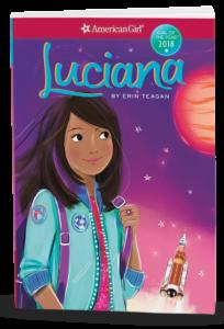Luciana Vega book cover
