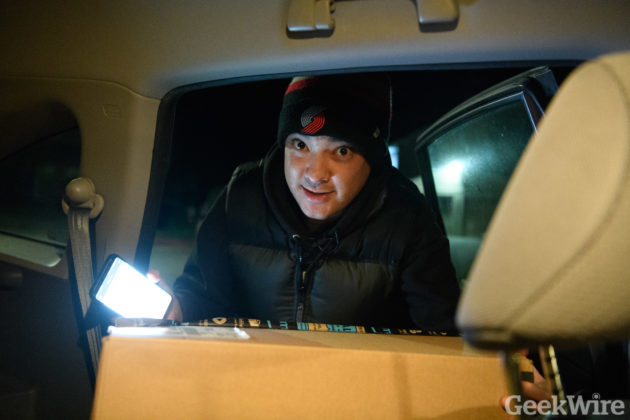 I was an Amazon delivery driver: What it's like to work in