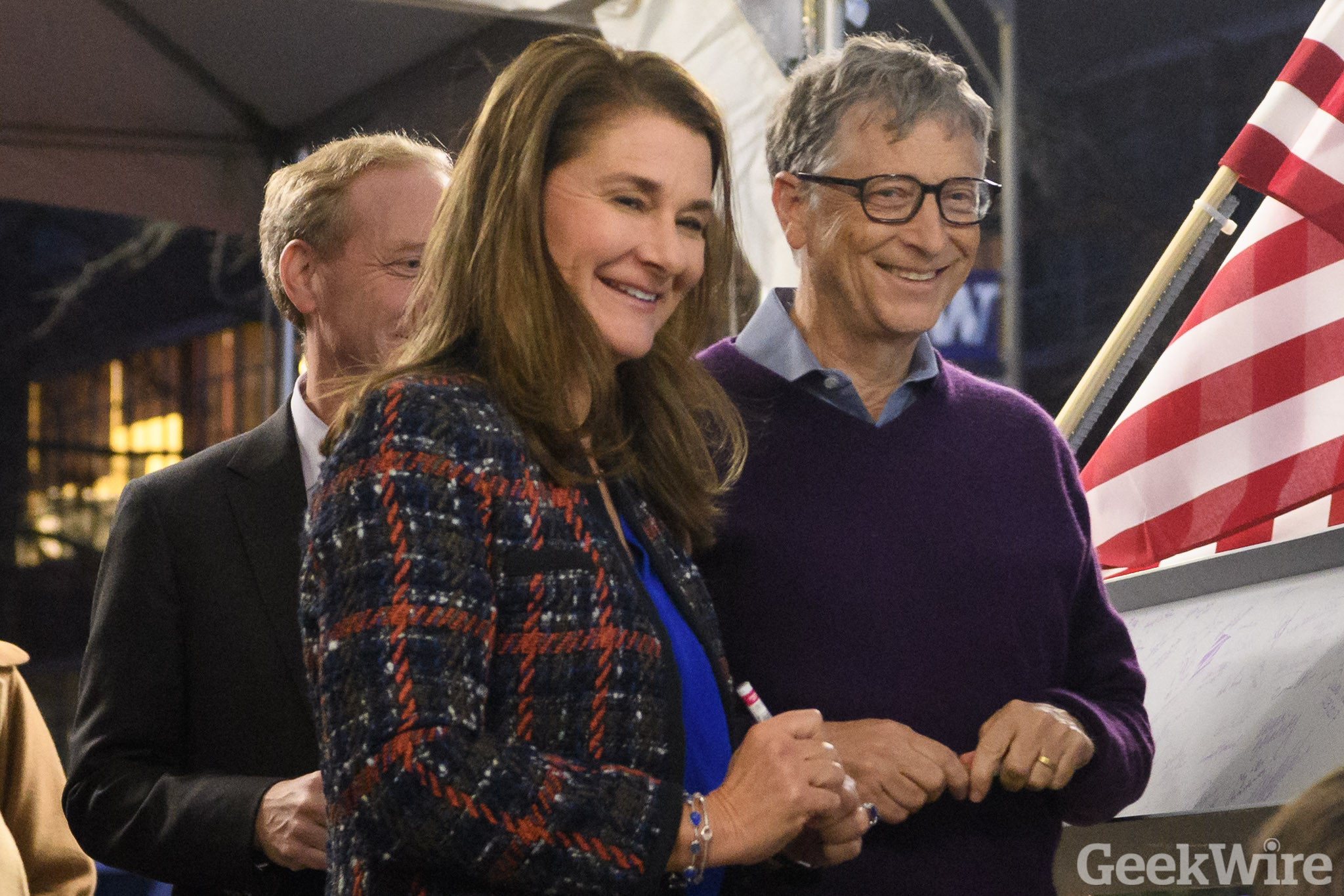 Bill and Melinda Gates announce decision to end marriage after 27 years