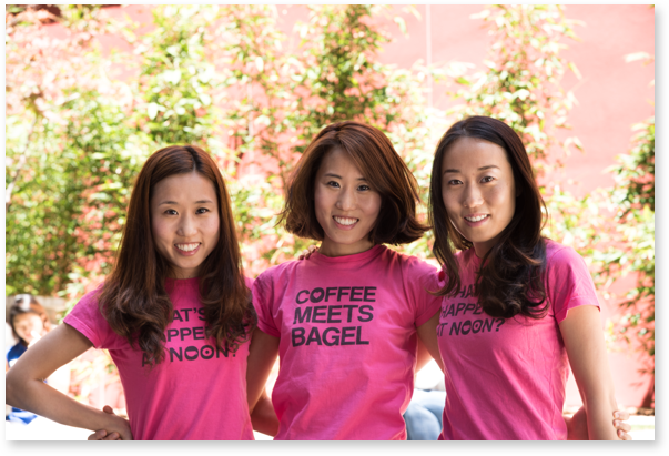 coffee and bagel dating site