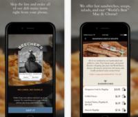 Beecher's app