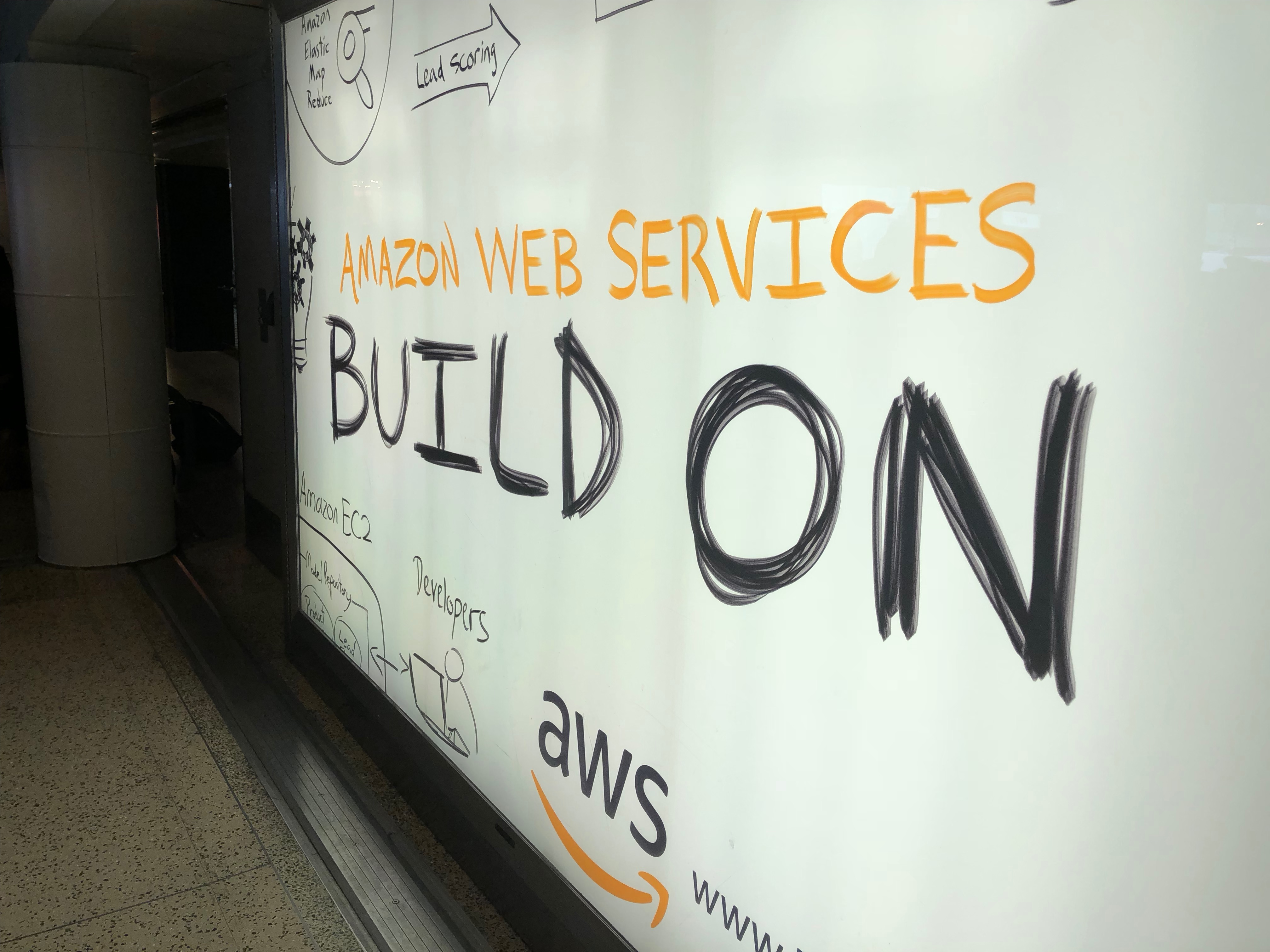 Report: Amazon Web Services cuts deals with SAP, Symantec valued at a combined $1B
