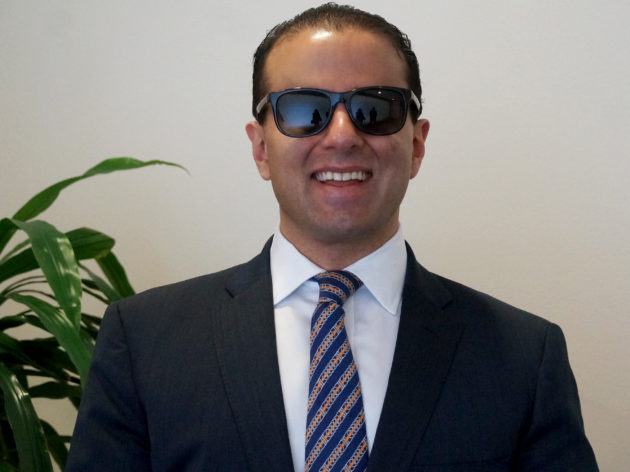 Tech helped Cyrus Habib get to Washington's second-highest office — and new innovations hold even more promise for the blind