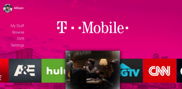 t mobile says it will launch its own tv service in 2018 expanding its competitive focus beyond the us wireless giants to target major cable and satellite