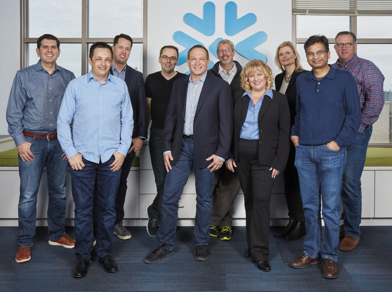 Another huge round for Snowflake: Bob Muglia's database company raises $263M valued at $1.5B - GeekWire