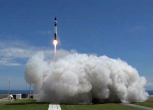 Rocket Lab Electron launch