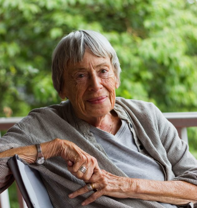 Ursula Le Guin, acclaimed science fiction and fantasy writer, dies at 88