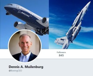 Dennis Muilenburg profile