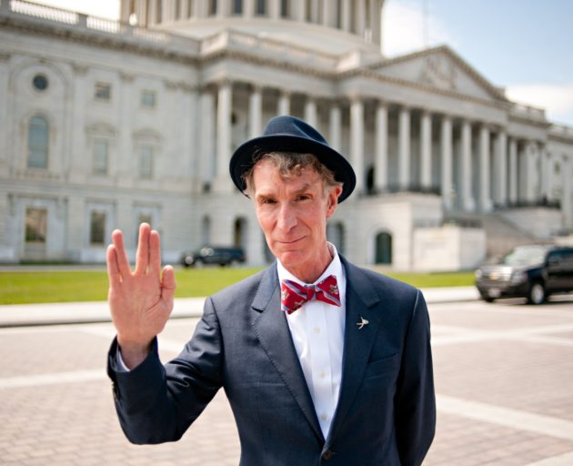 Women Scientists Bash Bill Nye The Science Guy