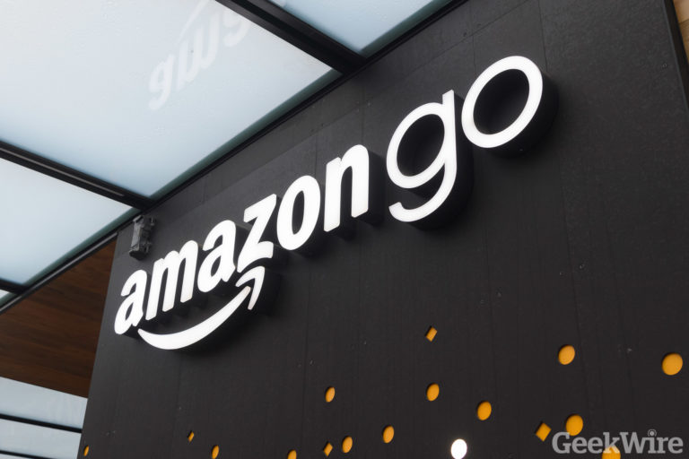 Amazon Go is finally a go: Sensor-infused store opens to the
