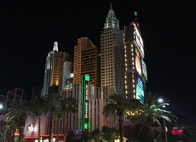 Vegas burgers