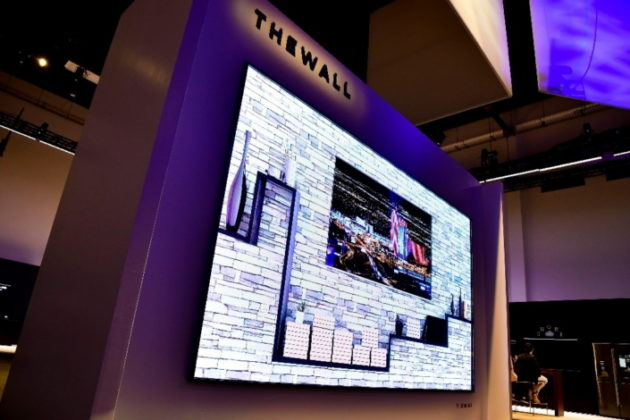 Samsung Elec, LG Display Get Spotlight at CES
