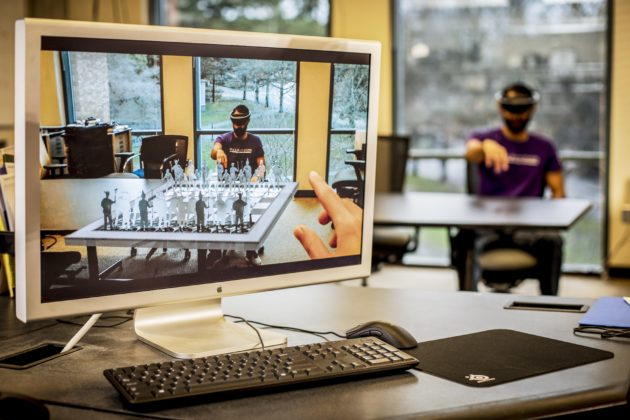 09651981dbb3 Univ. of Washington opens virtual and augmented reality research lab ...