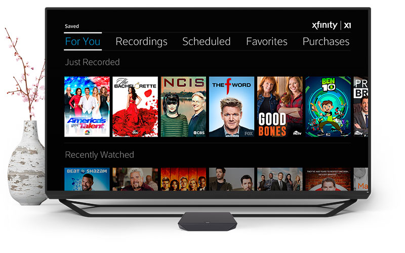 cast cable signs new cloud deal with amazon web services Xfinity Box 1 cast cable signs new cloud deal with amazon web services building on its hybrid cloud strategy geekwire
