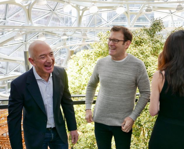 The Child Will Be The Customer How Billionaire Jeff Bezos Will