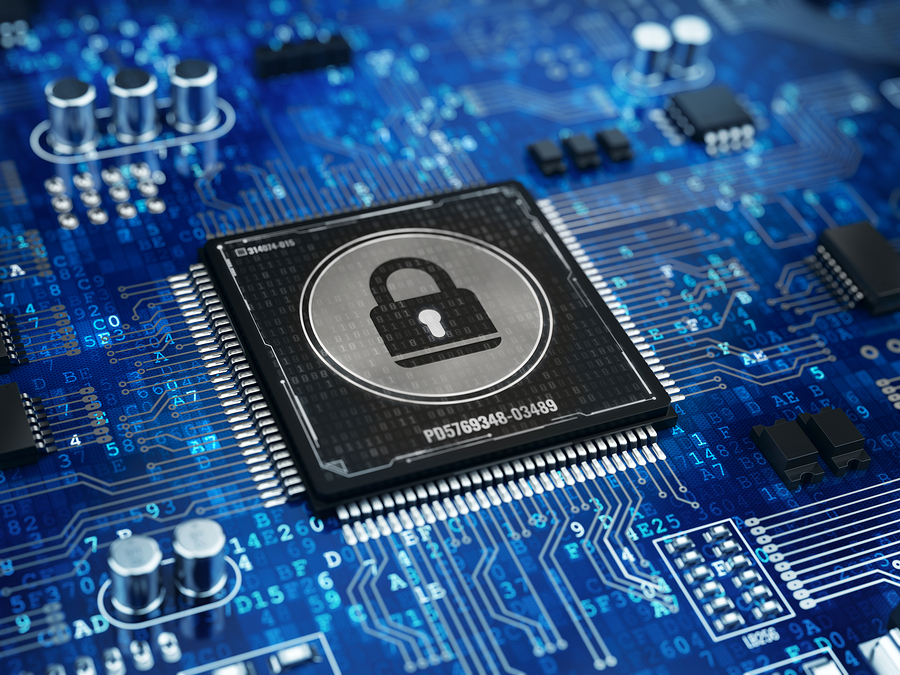 Computer Chip De