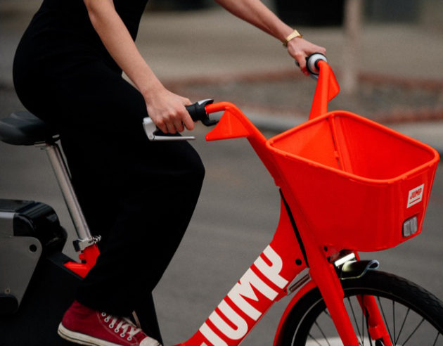 Uber partners with JUMP on electric bike share pilot in San
