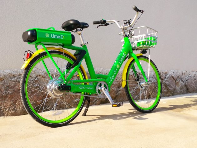 LimeBike rolling out electric bicycles in Seattle, San Francisco and