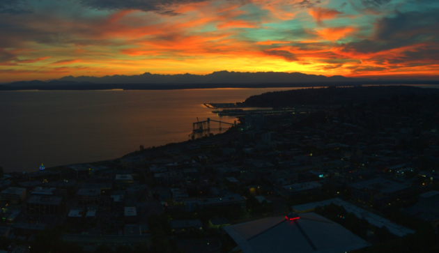 Space Needle PanoCam