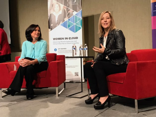 Women in Cloud Summit unveils new initiatives to seize 'the biggest opportunities of our lives'