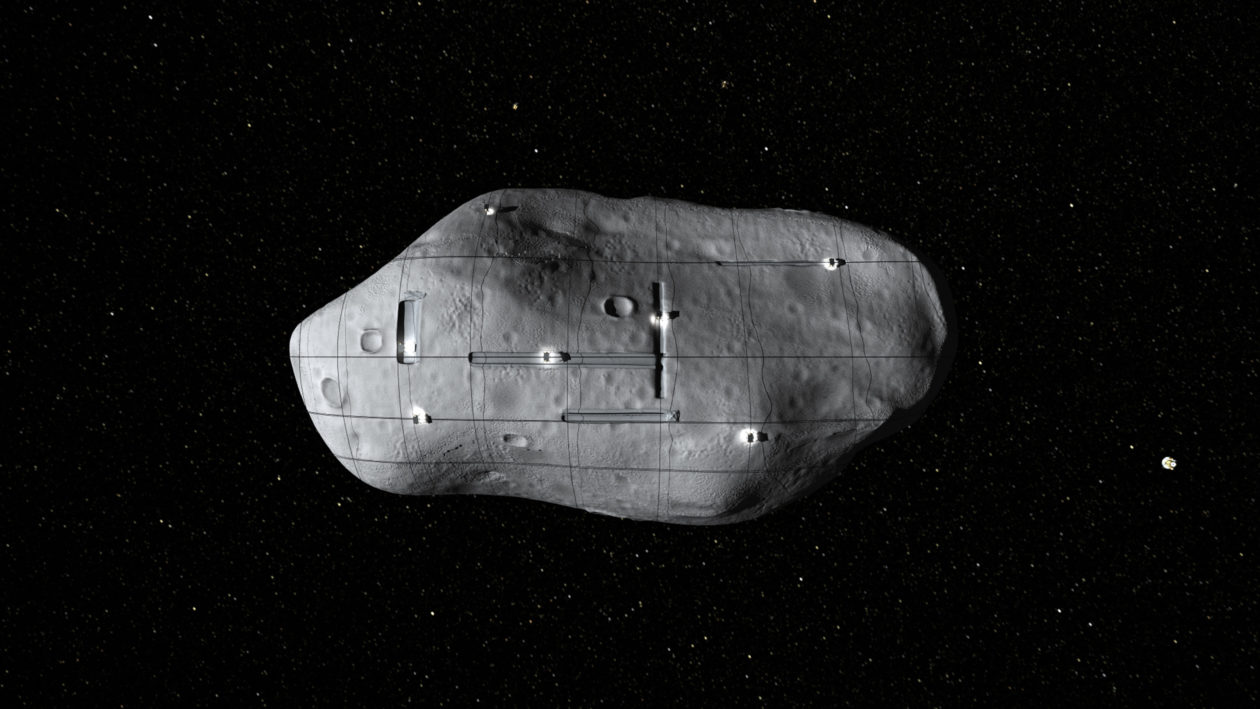 Asteroid miners might need a few good applied astronomers to show them the way